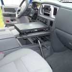 Pro Desks Announce Their Latest Laptop Mount For Chevrolet Silverado, The Nav Pro