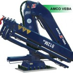 New MARINE CRANES Website for Drive Products