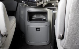 ford transit connect vehicle mount