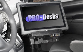 nissan nv200 van laptop desk